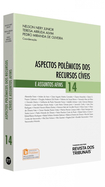 Livro Aspectos Polêmicos dos Recursos Cíveis.jpeg