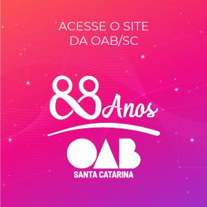 Acesse o site OAB-SC