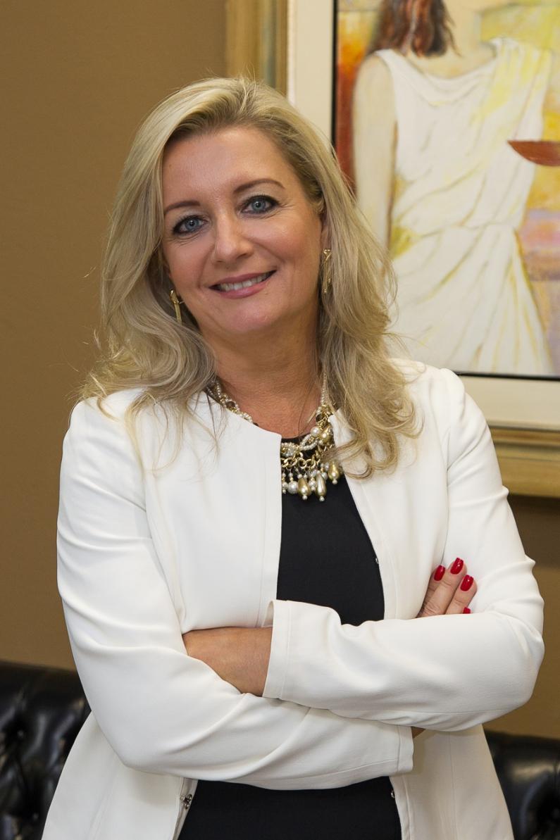 Sandra Krieger Gonçalves - Secretária Geral Adjunta